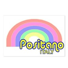 Positano, Italy Postcards (Package of 8)