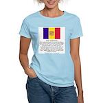 Andorra Women's Light T-Shirt
