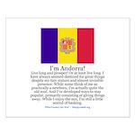 Andorra Small Poster