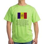 Andorra Green T-Shirt