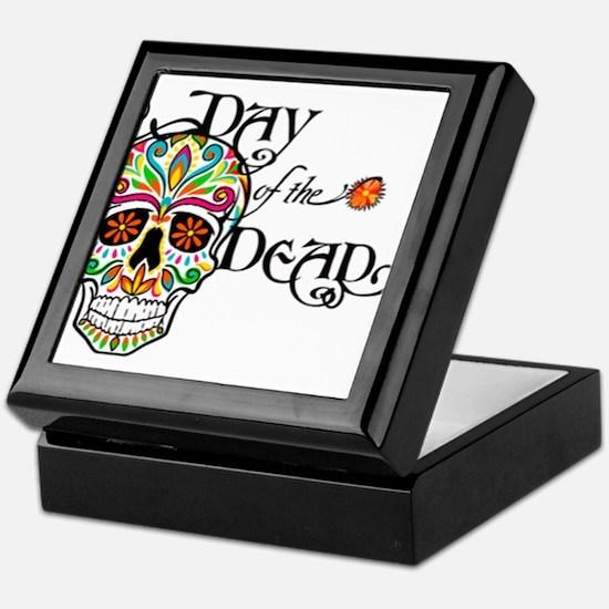 Day Of The Dead Keepsake Box
