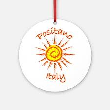 Positano, Italy Ornament (Round)