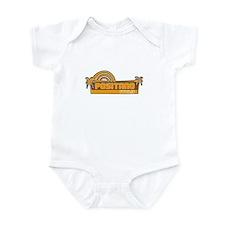 Positano, Italy Infant Bodysuit