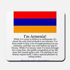 Armenia Mousepad