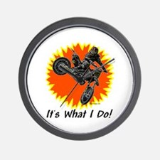 """It's What Do!"" Wall Clock"