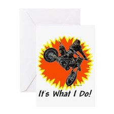 """It's What Do!"" Greeting Card"