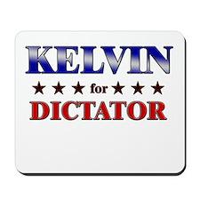 KELVIN for dictator Mousepad