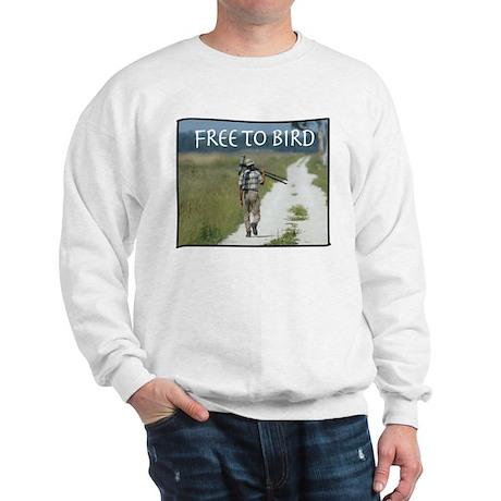 Free To Bird Sweatshirt