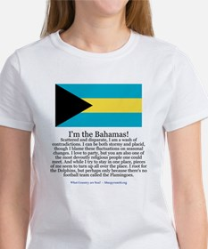Bahamas Women's T-Shirt
