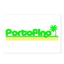 Portofino, Italy Postcards (Package of 8)