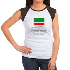 Chechnya Women's Cap Sleeve T-Shirt