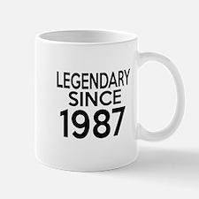 Legendary Since 1987 Mug