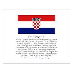 Croatia Posters