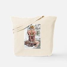 Blonde Submissiv Tote Bag