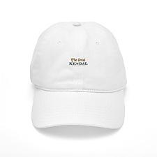 Kendal Baseball Cap