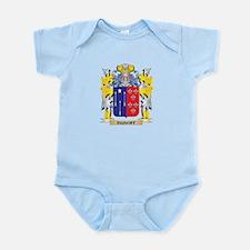 Egbert Coat of Arms - Family Crest Body Suit