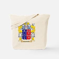 Egbert Coat of Arms - Family Crest Tote Bag