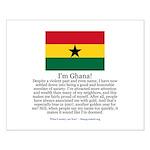 Ghana Small Poster