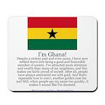 Ghana Mousepad