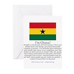 Ghana Greeting Cards (Pk of 10)