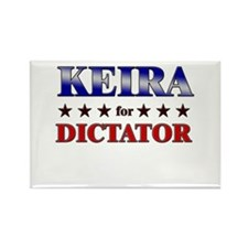 KEIRA for dictator Rectangle Magnet (10 pack)