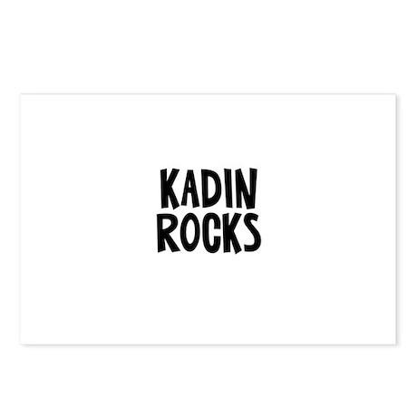 Kadin Rocks Postcards (Package of 8)