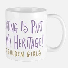 Golden Girls Flirting Mugs