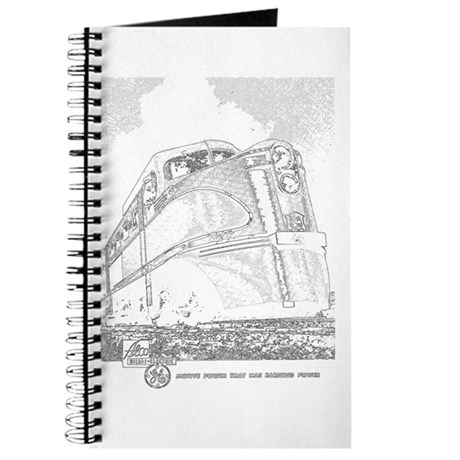 1941 Rock Island Locomotives Journal