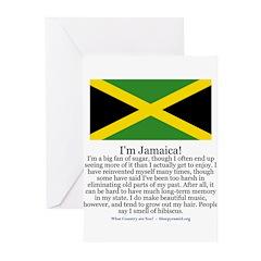 Jamaica Greeting Cards (Pk of 20)