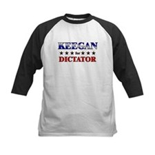 KEEGAN for dictator Tee