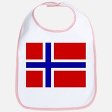 Norwegian Flag Bib