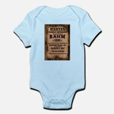 Rahm Infant Bodysuit