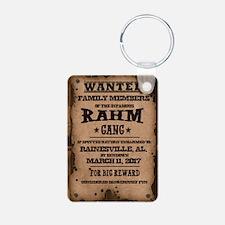 Rahm Keychains