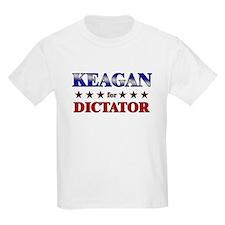 KEAGAN for dictator T-Shirt