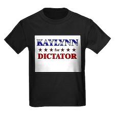 KAYLYNN for dictator T