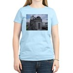 New Orleans' Historic Cemeter Women's Pink T-Shirt