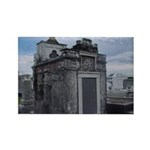 New Orleans' Historic Cemeter Rectangle Magnet (10
