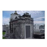 New Orleans' Historic Cemeter Postcards (Package o