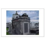 New Orleans' Historic Cemeter Large Poster
