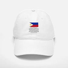 Philippines Baseball Baseball Cap