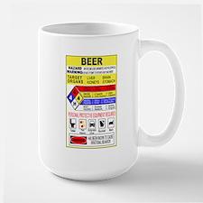 Beer Hazardous Material Mug