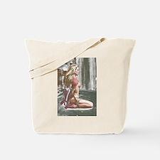 Submissive Awakening Tote Bag