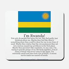 Rwanda Mousepad