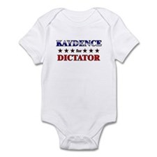 KAYDENCE for dictator Onesie