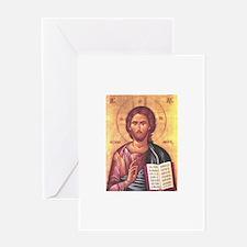 Catholic church Greeting Card