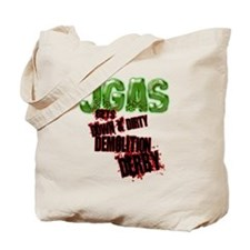 JGAS Demolition Derby! Tote Bag