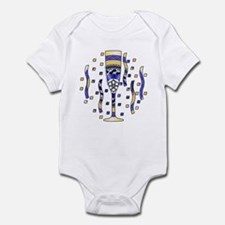 New Year's Toast Infant Bodysuit