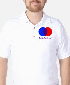 Anti-Partisan Golf Shirt