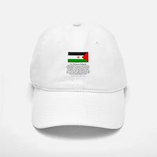 Western Sahara Baseball Baseball Cap
