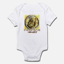 Cute Saint anthony Infant Bodysuit